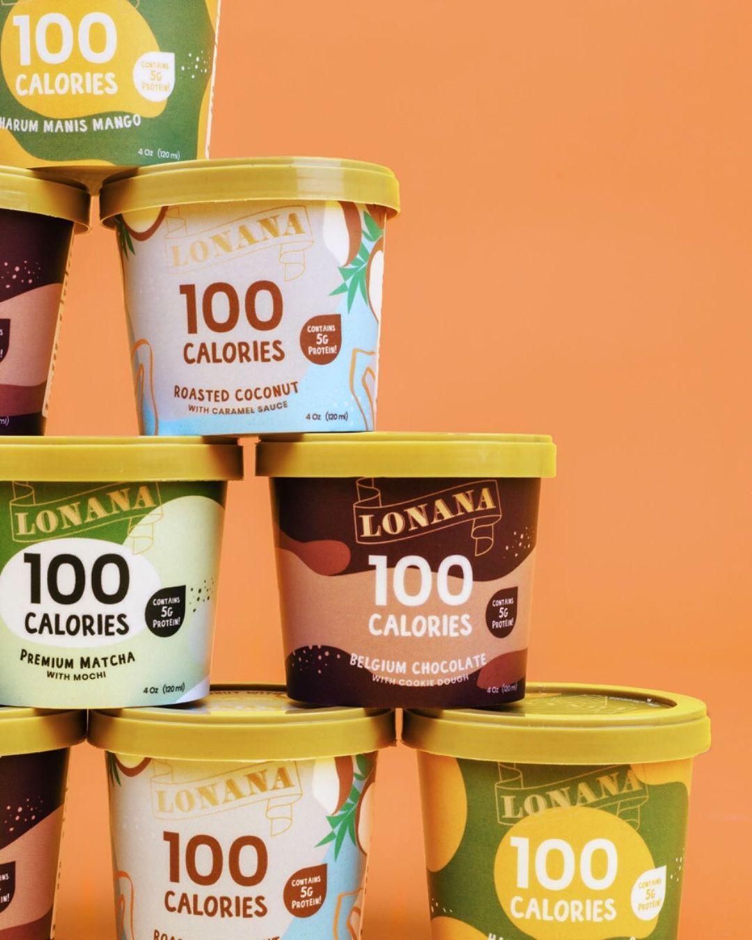 Rekomendasi Es Krim Rendah Kalori Cocok Untuk Yang Sedang Diet